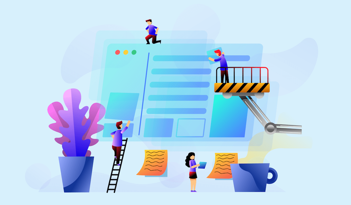 Webseitenbetreuung – So muss man sich um nichts mehr kümmern!
